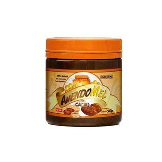 Pasta de Amendoim crocante com mel e cacau 500gr - Thiani