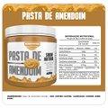 Pasta de amendoim integral 400g NewNutrition