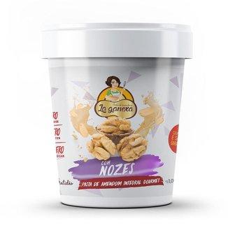 Pasta de Amendoim Integral Gourmet 1kg La Ganexa