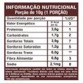 Pasta de Amendoim Integral Gourmet Mousse de Brigadeiro 1kg La Ganexa