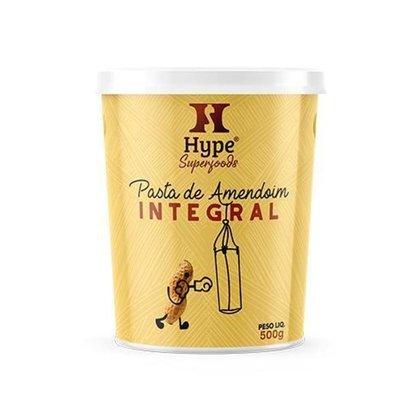 Pasta De Amendoim Integral Hype 500g Organ
