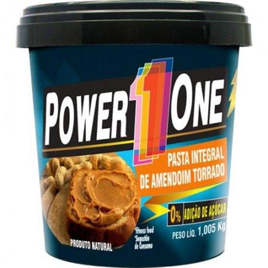Menor preço em Pasta de Amendoim Power1One 1Kg