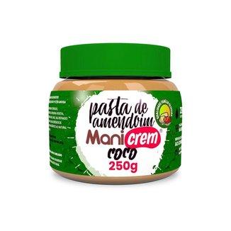 Pasta De Amendoim Sem Óleo 250G Manicrem