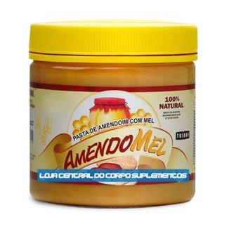 Pasta de Amendoin Amendomel 500g - Thiani Alimentos