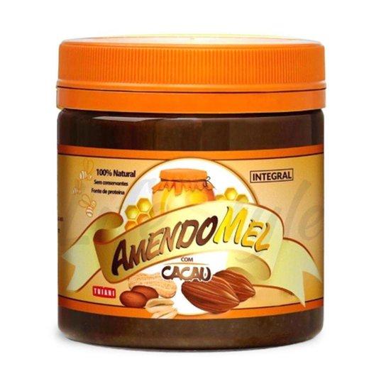 Pasta de Amendoin Amendomel 500g - Thiani Alimentos -