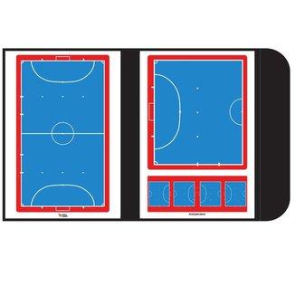 Pasta Prancheta Tática Treinamento Futsal Futebol de Salão