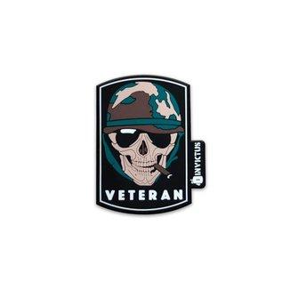 Patch Veteran Invictus Emborrachado Colecionável