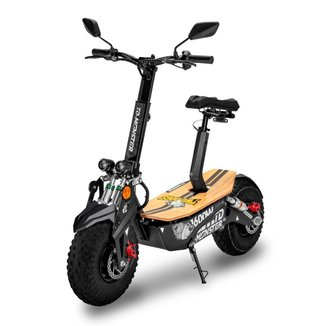 Patinete Elétrico Scooter Off-Road TD-Monster 1600w Two Dogs