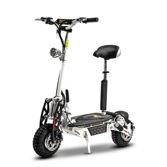 Patinete Elétrico Scooter Two Dogs 1000w 36v – 3 Baterias