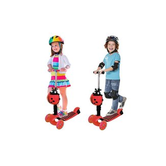 Patinete Infantil 2 Em 1 Joaninha Dm Toys
