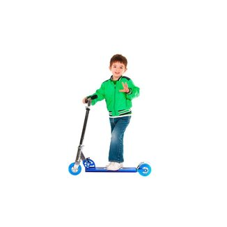 Patinete Infantil Ajustável Radical 2 Rodas Dobrável Dm Toys