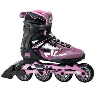Patins Fila Skates Inline Legacy Pro 80 Lady R Abec 5