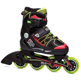 Patins Infantil Ajustável Inline XOne Boy Fila Skates