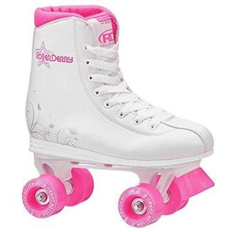 Patins Infantil Quad Roller Derby Star 350 - Girl