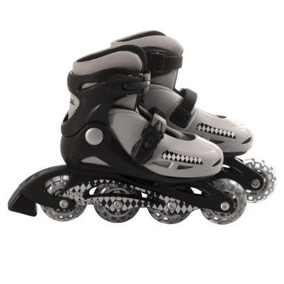 Patins Roller In-Line Radical Ajustavel Infantil