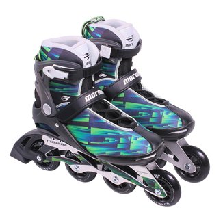 Patins Roller Profissional Abec7 Chassi Alumínio Vd Mormaii