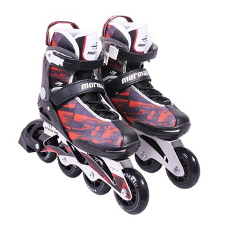 Patins Roller Profissional Abec7 Chassi Alumínio Vm Mormaii