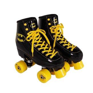 Patins Rollers Retro Quad Batman Bel Sports