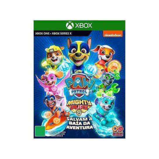 Patrulha Canina Super Filhotes - Xbox One e Xbox Series X - N/A