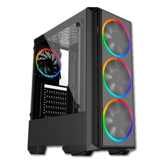 PC Gamer AMD Ryzen 3 3200G Radeon Vega 8 RAM 8GB SSD 240GB 500W 80 Plus Skill Gaming Prodigy