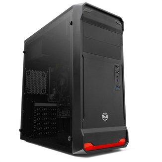 PC Gamer Mancer, AMD Athlon 3000G, 8GB DDR4, HD 1TB, 400W