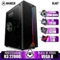 PC Gamer Mancer, AMD Ryzen 3 2200G, 8GB DDR4, SSD 120GB, 400W + Ventoinha
