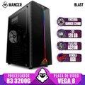 PC Gamer Mancer AMD Ryzen 3 3200G A320M 8GB DDR4 SSD 120GB 400W + Ventoinha