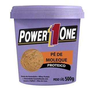 Pé de Moleque Proteico Power1One 500g