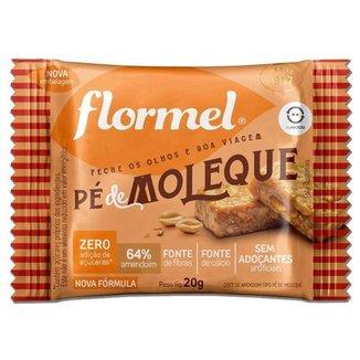 Pé de Moleque Zero Açúcar Flormel 20g
