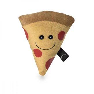 Pelúcia Pizza Peperoni Para Gatos Mimo Pet - PP154