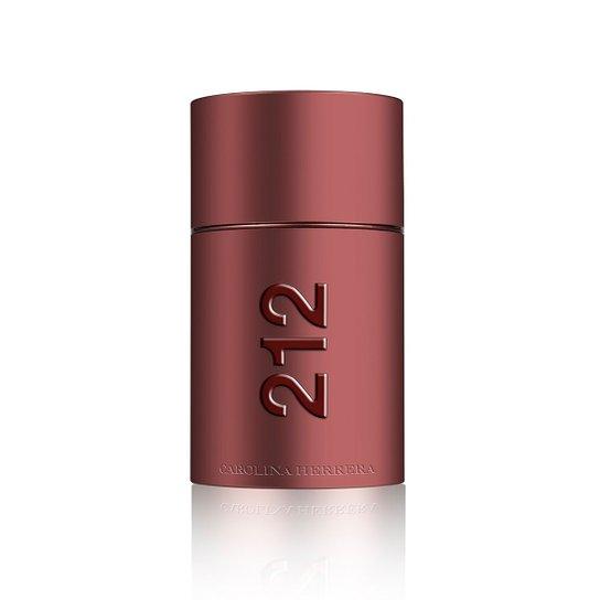 Perfume 212 Sexy Men Masculino Carolina Herrera EDT 30ml - Incolor