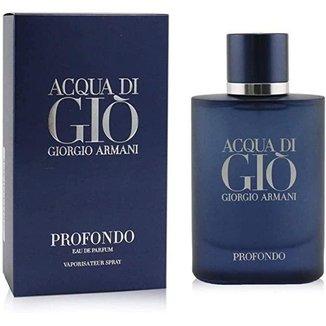 Perfume Acqua Di Gió Profondo EDP 75 ml