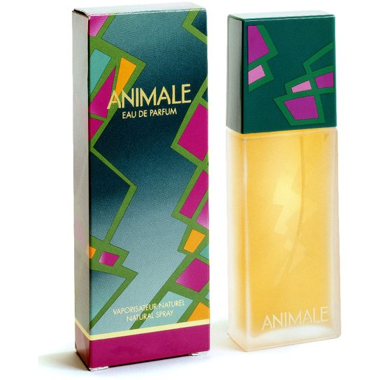 Perfume Animale Feminino EDP 30ml - Incolor
