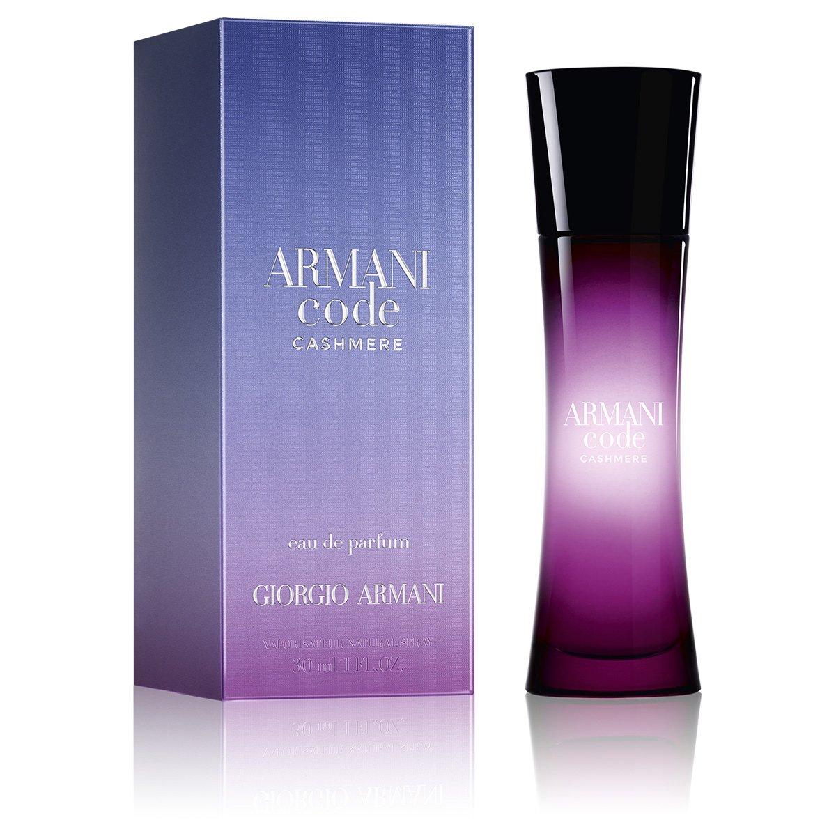 08627e21f Perfume Armani Code Cashmere Feminino Giorgio Armani EDP 30ml - Incolor |  Netshoes
