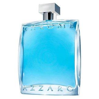 Perfume Azzaro Chrome Azzaro Eau de Toilette Masculino 200ml