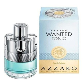 Perfume Azzaro Wanted Tonic For Men 100 ml