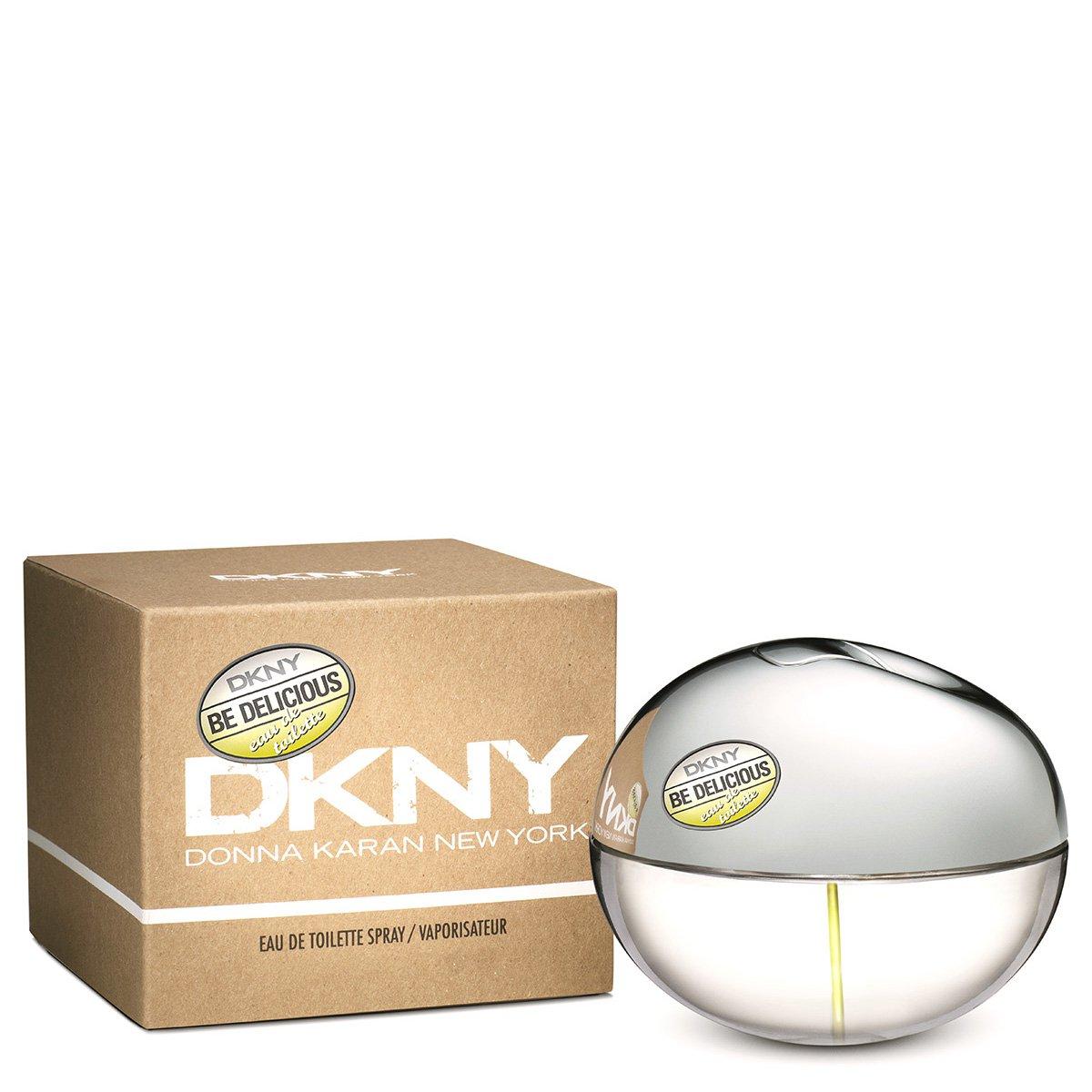 da81575698a39 Perfume Be Delicious Feminino DKNY EDT 50ml - Compre Agora