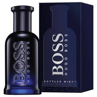 Perfume Boss Bottled Night Masculino Hugo Boss Eau de Toilette 30ml
