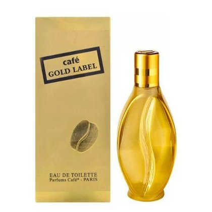 Perfume Café Gold Label Feminino EDT 50 ml