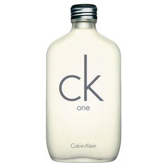 Perfume Calvin Klein Unissex CK One EDT 100ml