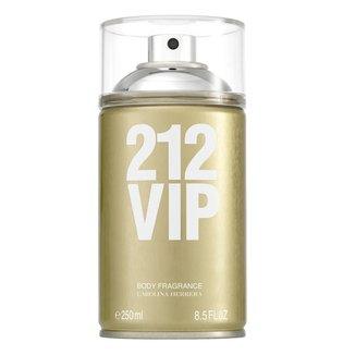 Perfume Carolina Herrera 212 Vip Body Spray Feminino 250ml