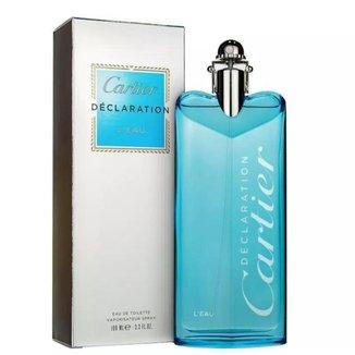 Perfume Cartier Déclaration L'eau Masculino EDT 100 ml