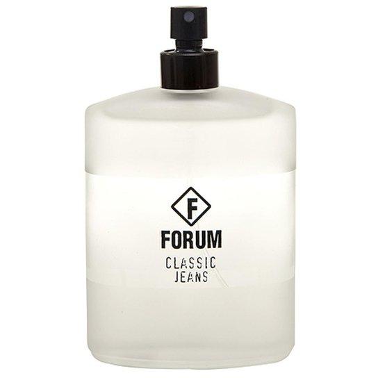Perfume Classic Jeans Forum Eau de Cologne 50ml - Incolor