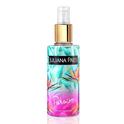 Perfume Corporal Juliana Paes Body Splash Paraíso Feminino 200ml