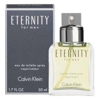 Perfume Eternity Masculino EDT 50 ml