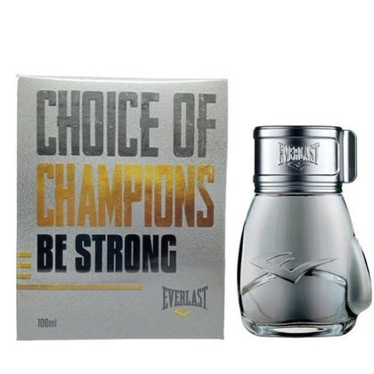 Perfume Everlast Choice Of Champions Be Strong Masculino 100 ml