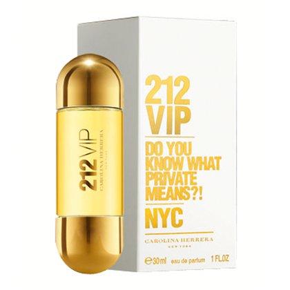 Perfume Feminino 212 VIP Carolina Herrera Eau de Parfum 30ml