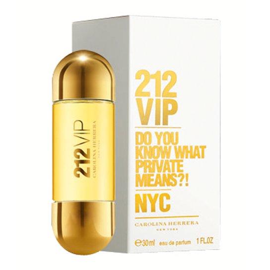 Perfume Feminino 212 VIP Carolina Herrera Eau de Parfum 30ml - Incolor