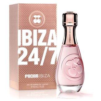 Perfume Feminino 24/7 Pacha Ibiza Eau de Toilette 80ml