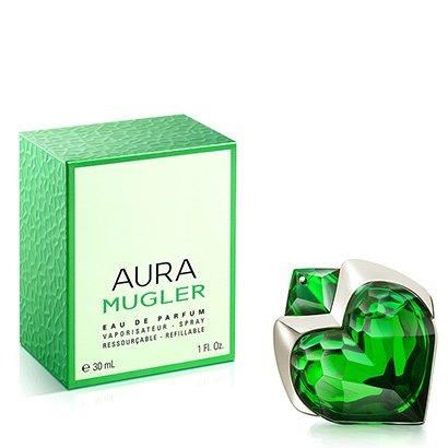 Perfume Feminino Aura Mugler Thierry Mugler Eau de Parfum 30ml - Feminino - Incolor